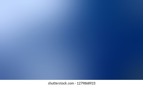 Gradient with Tory Blue, Perano color. Bizarre and bitmap blurred background without focus. The basis for creating a banner or cover.