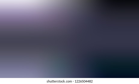 Gradient with Valhalla, Violet, Mobster color. Clean simple blurred background for banner or presentation. Template with changing shades and with place for text.