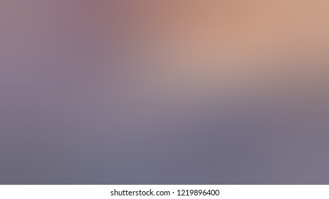 Gradient with Venus, Violet, Quicksand, Brown color. Simple and modern blurred background with the deterioration of the color for your ad. Template with changing shades.