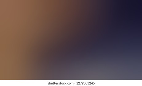 Gradient with Voodoo, Violet, Dark Wood, Brown color. Artistic and decorative blurred background with smooth color degradation. Template for banner or brochure.
