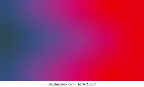 A gradient wallpaper material that gradually darkens from red. Abstract illustration as background material
