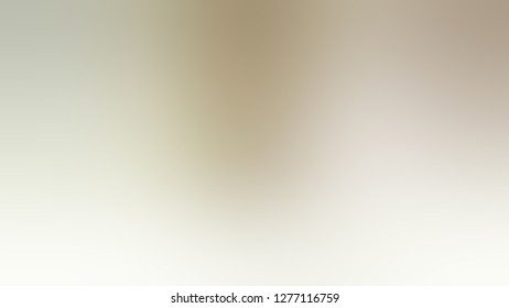 Gradient with White Pointer, Grey, Neutral Green color. Classic and contemporary blurred background with defocused image. Template and wallpaper to the screen of a telephone.
