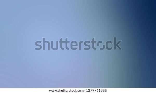 Illustrazione Stock 1279761388 A Tema Gradient Wild Blue Yonder