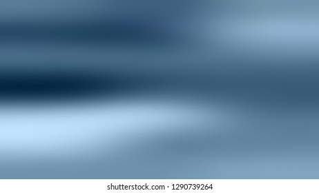 Gradient with Wild Blue Yonder, Matisse color. Phantom abstract background with shades degradation. A modern template for a website page. Volume effect with horizontal stripes.
