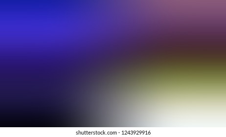 Gradient with Windsor, Violet, Arrowtown, Grey color. Clean simple defocused background for announcement or commercials.
