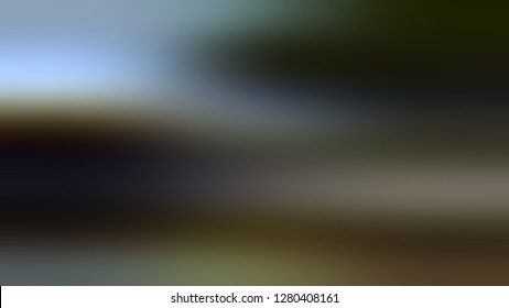 Gradient without focus and with Arsenic, Grey, Paco, Brown color. Classic and contemporary blurred background with colorful shades. Template for label design.