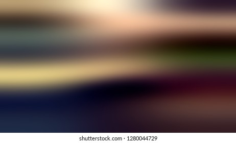 Gradient without focus and with Aubergine, Brown, Cameo color. Image of land and sky. Simplicity and purity. Blurred background without focus. Template for newsletter.