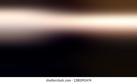 Gradient without focus and with Black, Sambuca, Brown color. Artistic and decorative blurred background with a smooth transition of colors and shades. Template for banner or brochure.