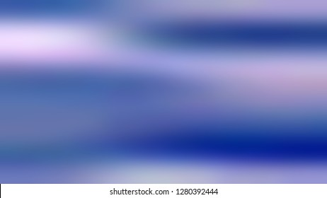 Gradient without focus and with Chetwode Blue, Tory color. Attractive and mystical background with uniform smooth texture. Template for canvas or card.