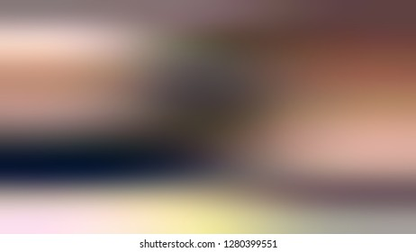 Gradient without focus and with Dorado, Brown, Quicksand color. Ambiguous and foggy blurred background with abstract style. Template and wallpaper on the desktop PC or notebook.