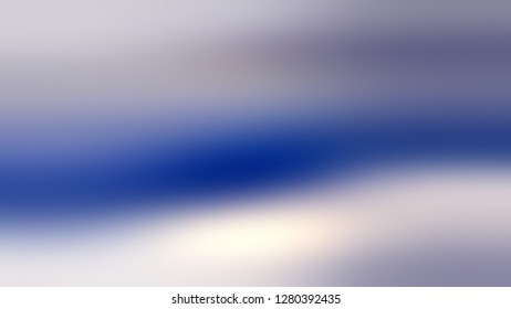 Gradient without focus and with Logan, Blue, Tory color. Attractive and mystical blurred background with colorful shades. Template for website or page.