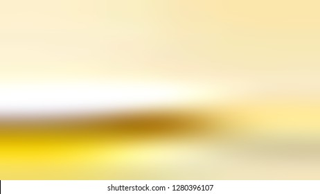 Gradient without focus and with Milk Punch, Brown, Sundance color. Classic and contemporary blurred background with abstract style. A blend of shades and tones.
