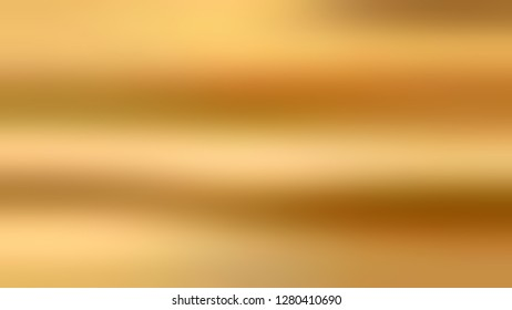 Gradient without focus and with Sandy Yellow, Copper Brown color. Gaussian drawing as a work of art. Background with a smooth transition of colors and shades. Template for web page or site.