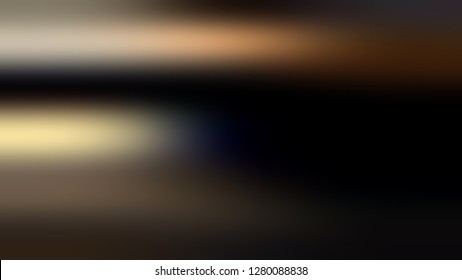 Gradient without focus and with Tana, Grey, Arrowtown color. Image of land and sky. Attractive and mystical blurred background with smooth color degrade. A blend of shades and tones.