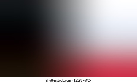 Gradient with Woody Brown, Solitude, Blue color. Raster modern blurred and defocused background for banner or presentation.
