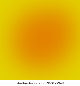 gradient yellow and orange color texture background - Illustration