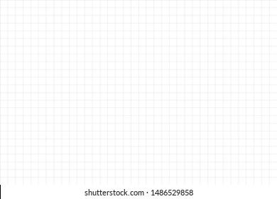 Graph paper is used for writing or for educational purposes.