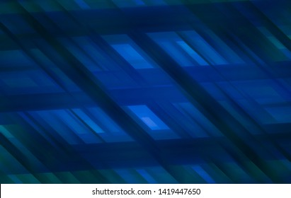 Graphic background blue. Illustration for design.
