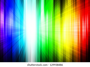 a graphic of colorful abstract graphic shine and rainbow  background