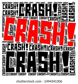Words Crashed Images, Stock Photos & Vectors | Shutterstock