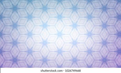 Graphism Texturized Polygon as Kaleidoscope.