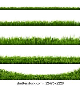 Grass Border Big Collection