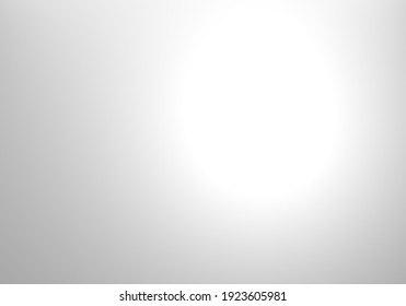 Gray background bright light abstract texture luxury. gradient illustration, advertising, cosmetic, technology, business, food. 3d rendering