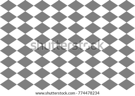 Gray Diamond Checker Pattern Stock Illustration 40 Shutterstock Magnificent Checker Pattern
