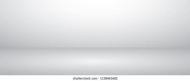 gray gradient background for studio