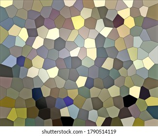 Gray mixed color stained glass background