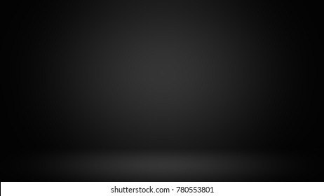 Gray room in 3D. Background