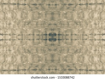 Gray Textured Design. Sepia Grey Abstract Watercolor. Pale Artistic Dirt. White Folk Art Style. Old Brown Ink Silk. Beige Black Ethnic Seamless. White Beige Sepia Dyed Fabric Ink.