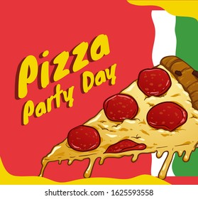 Great Pizza Party  Image