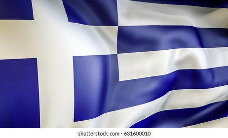 Similar Images Stock Photos Vectors Of Finland Flag On Satin