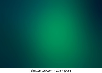 Green abstract glass texture background, design pattern template with copyspace