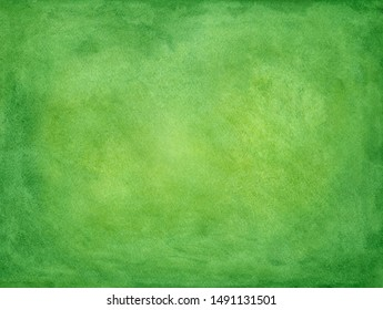 Green Abstract Watercolor background HD