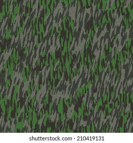 Green army camouflage seamless texture, Abstract military background.