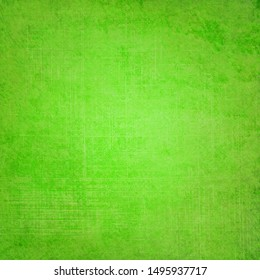 Green background with elegant vintage texture