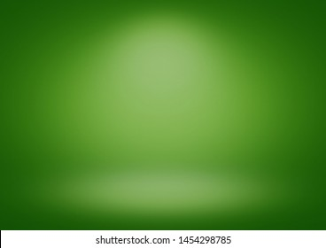 Green background limbo backdrop classic color