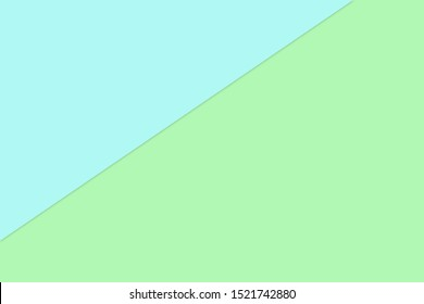 green and blue pastel paper color for texture background