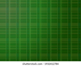 green colors pattern plaid design with faded overlay spotlight