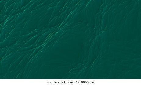 Green dark wall texture background.