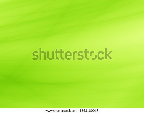 Green flow bloom art nature abstract wave background