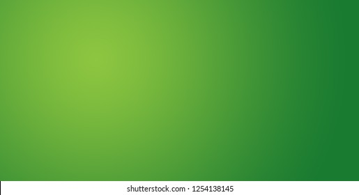 Green gradiant background