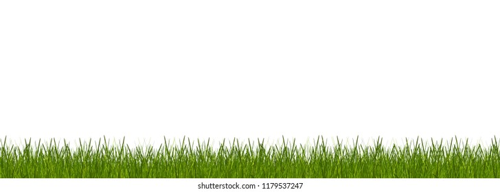 green grass background meadow lawn 3d-illustration