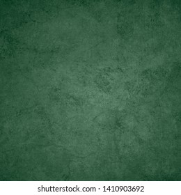 Green grunge background. Colored abstract texture