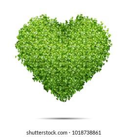 Green Heart Images Stock Photos Vectors Shutterstock