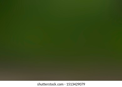 Green light distribution and abstract art color background