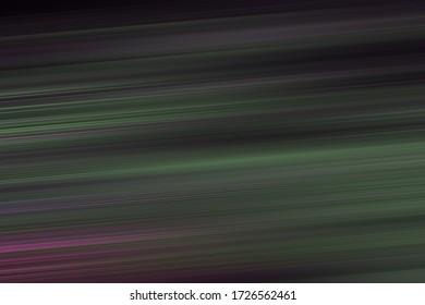 Green lines abstract wallpaper. 3D illustration