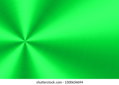 green metal plate with reflect. illustration design for background and texture.